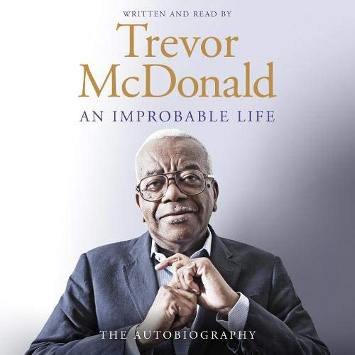 An Improbable Life cover art