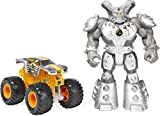 Monster Jam Juego Oficial de Figuras de acción MAX-D a Escala 1:64 y 12,5 cm Maximus Creatures