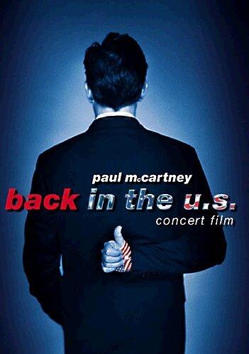 Paul McCartney - Back In The U.S.