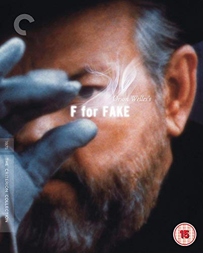 F For Fake [The Criterion Collection] [Blu-ray] [2018]