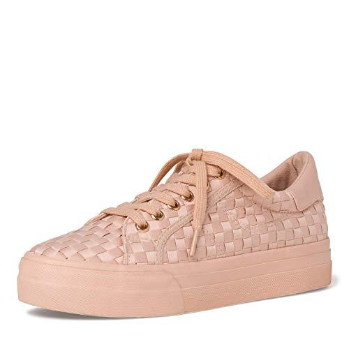 Tamaris Damen 23796-34 Sneaker, Rose, 41 EU