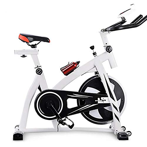 RYSB Bicicleta Giratoria,Mudo Resistencia Magnética Ajustable Asiento Ergómetro Máquina De Ejercicios Aeróbicos,Bicicletas De Ejercicio Estacionarias B 115x108x50cm(45x43x20inch)