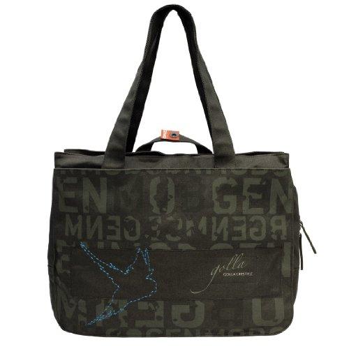 Golla Belle G1279 Notebook-Tasche bis 41 cm (16 Zoll) armygrün