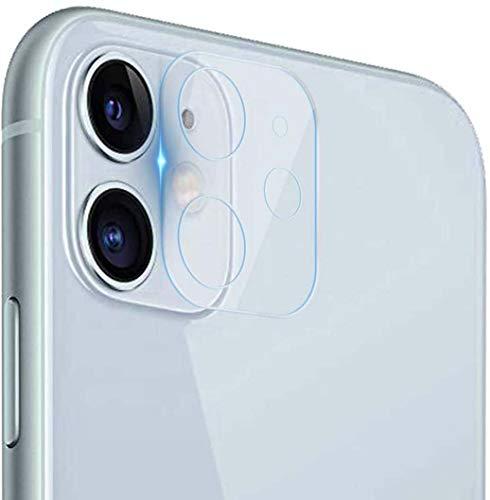 YMCASE Kamera Panzerglas für iPhone 12,(2 Stück) Kamera Schutzfolie,Ultra Dünn Displayschutzfolie...