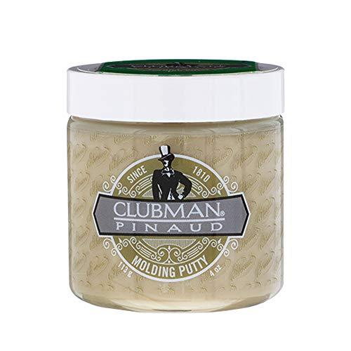 CLUBMAN, Gomina Y Gel (pasta Fuerte Modeladora) - 3 Gr, Multicolor