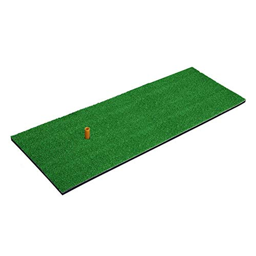 Lowest Price! YX Xuan Yuan Single Color Golf Hitting pad Single Color Golf Hitting pad Single Color Golf Swing pad @ (Size : 100100cm)