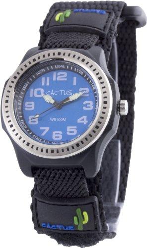 CUCTAS(カクタス)『キッズ腕時計 ボーイズデザイン(CAC-45-M03)』
