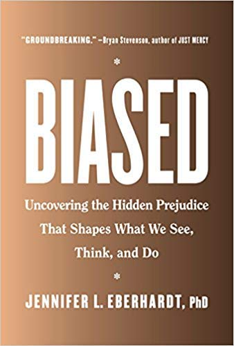 [By Jennifer L. Eberhardt] Biased: Uncovering the Hidden Prejudice That Shapes What We See, Think, and Do-[Hardcover] Best selling books for - Criminology (Books) 