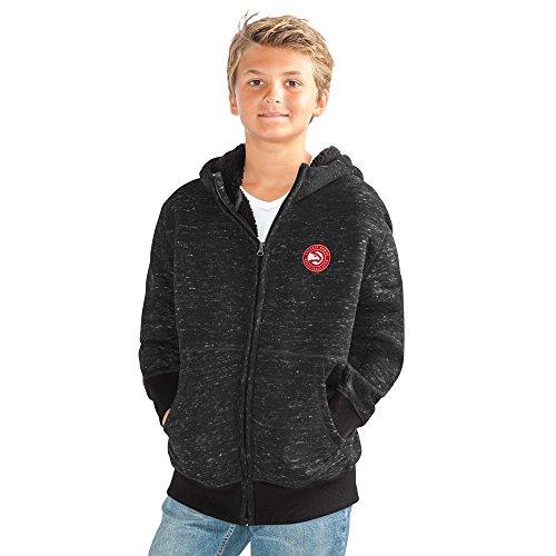G-III Sports NBA Teen-Boys Discovery Übergangsjacke, Jugendliche Jungen, Discovery Transitional Jacket, schwarz, X-Large