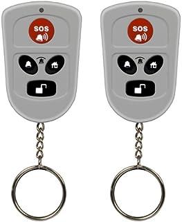 Olympia 5906 Fernbedienung - Juego de mandos para alarmas (2 unidades, para 5080/6060/9060)