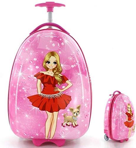 Maleta para niños Equipaje de Manos Infantil Bolso Cole Cabina Viaje Princesa