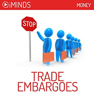Trade Embargoes audiobook cover art