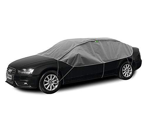 Kegel Blazusiak Halbgarage Winter L Sedan kompatibel mit Audi A5 SPORTBACK UV Schutz Auto Abdeckung