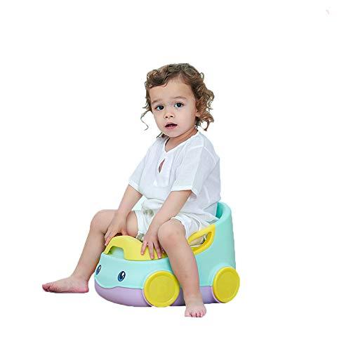 PUDDINGT® Vasino per Bambini WC Toilette per Bambino Portatile da Viaggio Mini Vasetto Water Sedia Orinatoio per Bimbo Bimba,Rosa