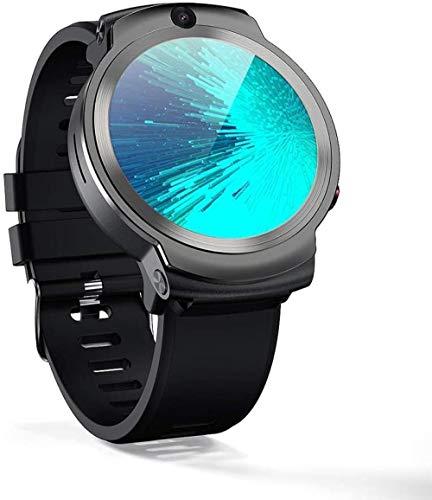 Reloj inteligente para hombre 4G con cámaras duales de 1.6 pulgadas, pantalla con tapa Id 1280 mAh, reloj inteligente para Android 3G 32G WiFi GPS teléfono reloj de uso diario