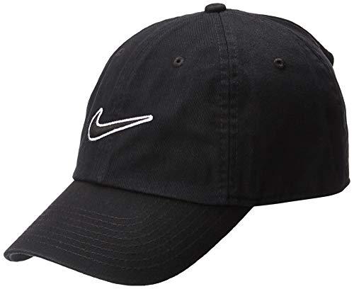 Nike Heritage 86 Essential Swoosh Cap, schwarz, One Size