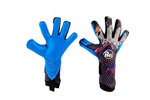 RG Goalkeeper Gloves 4+3mm Giga Grip & FIX FIT TECHNOLOGY...