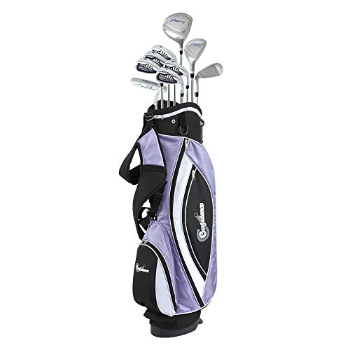 Confidence LADY POWER III Golf Club Set & Stand Bag