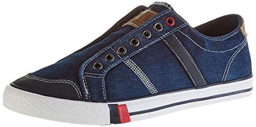 XTI Herren 43995 Sneakers, Blau (Navy Navy), 42 EU