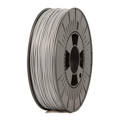 ICE Filaments ICEFIL1PLA116 PLA filamento, 1.75mm, 0.75 kg, Sparkling Silver