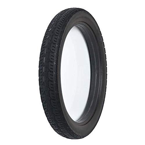 Neumáticos Sólidos 16X2.125 A Prueba De Explosiones, Goma Espuma De Microcelda Cerrada, Neumáticos De Alta Elasticidad, Libres De Mantenimiento, Grado De Competición