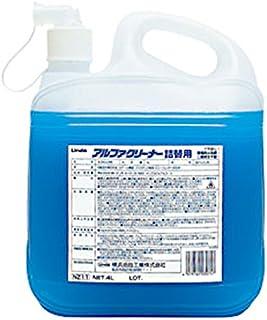 横浜油脂工業 多目的洗浄剤 アルファクリーナー アルカリ性 4L
