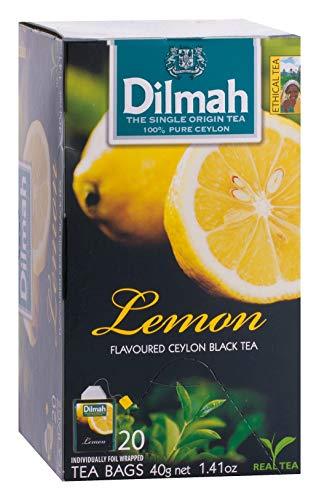 Dilmah Lemon, 20 Stuk, 20 Units