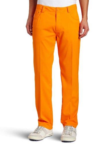 PUMA Golf NA - Pantalón técnico de 5 Bolsillos para Hombre, Hombre, 562645, Naranja Vibrante, 32W / 32L