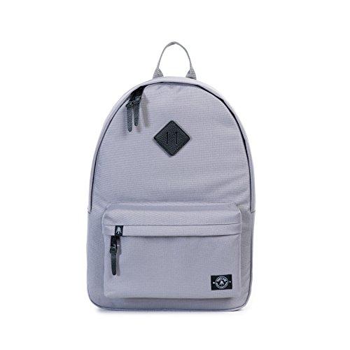 PARKLAND Unisex-Erwachsene Meadow Backpack Rucksack, grau, Einheitsgröße