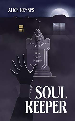 Soul Keeper: A gifted psychic, a tough detective and a supernatural serial killer from Hell.
