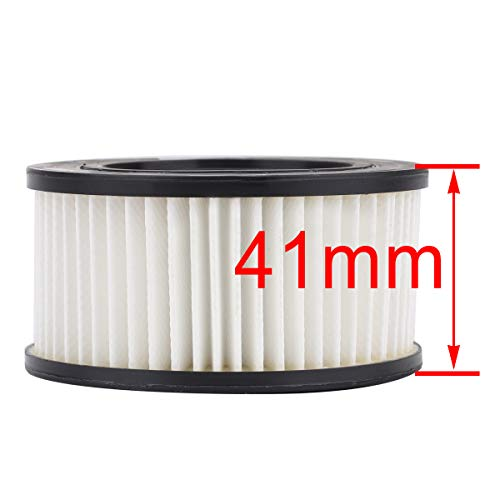 Hipa Pack-of-2 Air Filter Compatible with STHIL MS291 MS271 MS261 MS251 MS241 MS231 Chainsaw Include Fuel Filter