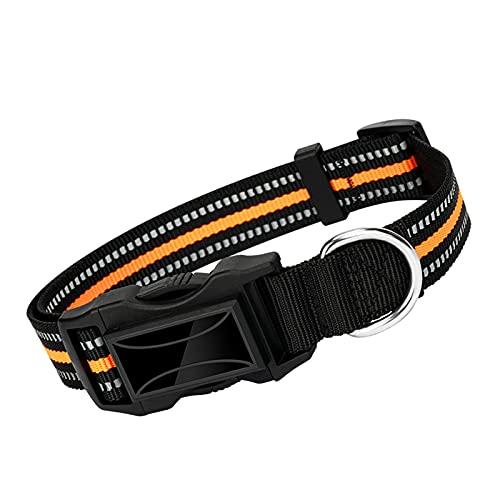 FLAMEER Rastreador de Mascotas GPS Localizador de Perros Y Gatos Control de APLICACIÓN Ajustable Impermeable Lavable