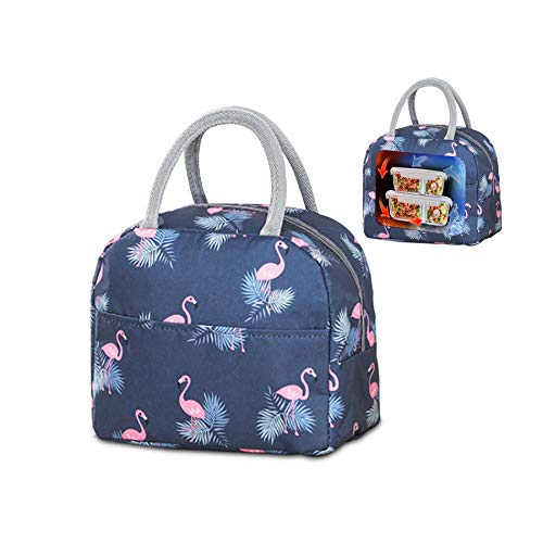 Bolsa térmica plegable, bolsa de picnic, bolsa de compras plegable, bolsa de picnic, bolsa de picnic, bolsa de almuerzo para hombres, bolsa de almuerzo (YLZ-zangqingsehuolieniao)
