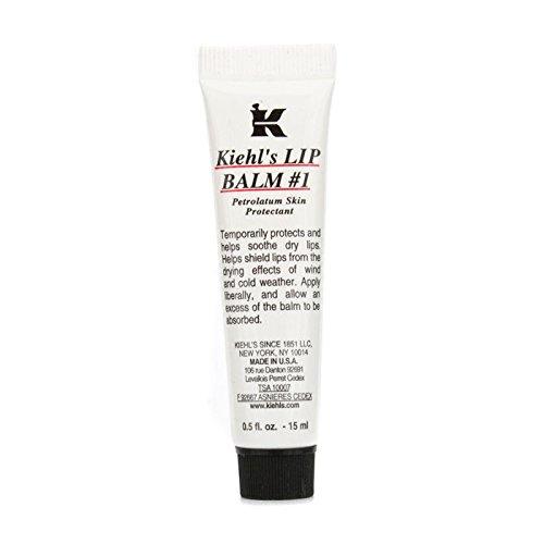 Kiehl's Facial Fuel No-Shine Moisturizing Lip Balm Inhalt: 4,4g Lippenpflegestift Lippenbalsam für gepflegte Lippen.