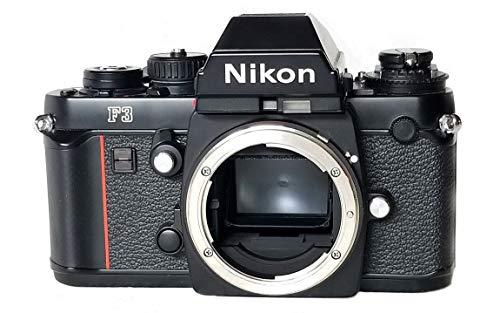 Nikon F3 with DE-2 viewfinder professional SLR...