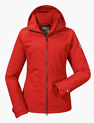 Schöffel Jacket Murnau2 Damen Jacke, Rot(aura orange), 34