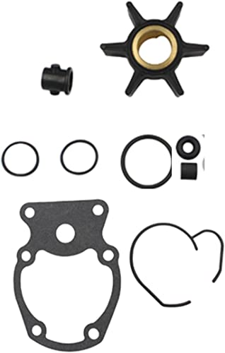 Mini Water Pump Repair Kit Fits Sierra 18-3382 OMC 393630 Johnson Evinrude GLM 12070 Outboard Motor Parts