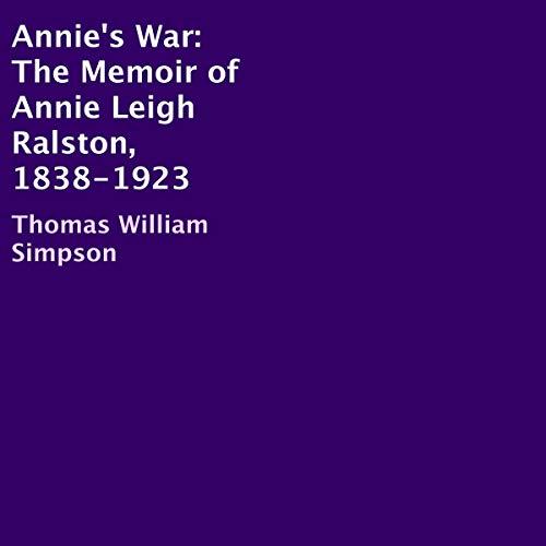 Annie's War cover art