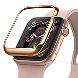 Ringke Bezel Styling Compatibile con Cover Apple Watch 44mm Serie 6/5 / 4 / SE Custodia Acciaio Inossidabile Unico ed Elegante per Apple Watch 6/5 / 4 / SE (44mm) - 44-02