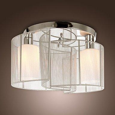 J&G LED Deckenlampe modern und einfach Design Deckenleuchte Leuchte Lampe perfekt für Schlafzimmer Wohnzommer Esszimmer