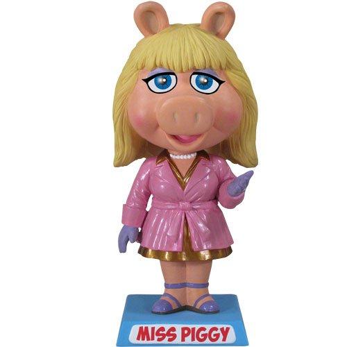 Wacky Wobbler Muppets Miss Piggy