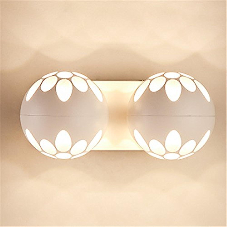 StiefelU LED Wandleuchte nach oben und unten Wandleuchten Wandleuchte Bett Schlafzimmer mit Wohnzimmer, Esszimmer eingerichtet in einem, 250  120mm