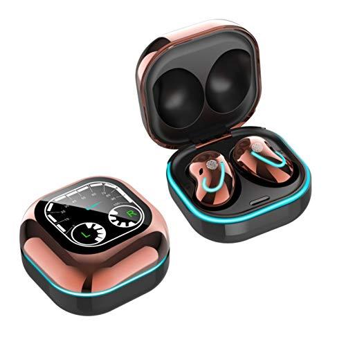S6 se Touch Control Fones de ouvido sem fio Bluetooth Fones de ouvido Fone de ouvido TWS (dourado)