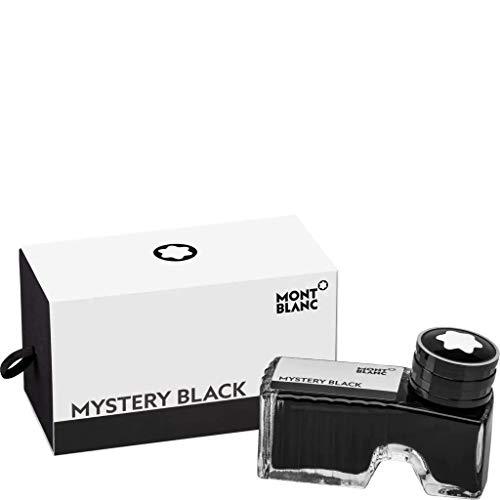 Revelación: Desvele sus secretos con Mystery Black y sumérjase en la exuberancia de una noche aterciopelada La botella de 60ml está diseñada para su colección de plumas que utilizan un convertidor de pistón y está diseñado para agregar un toque de co...