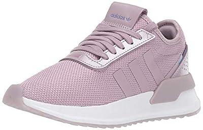 adidas Originals Women's U_Path X Running Shoe, Soft Vision/Chalk Purple/White, 9 M US