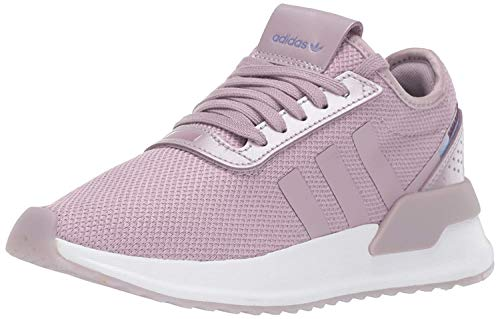 adidas Originals Women's U_Path X W Running Shoe, Soft Vision/Chalk Purple/White, 6.5 M US