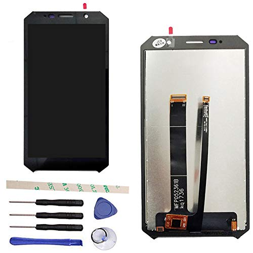 Draxlgon LCD Display Touch Screen Digitizer Assembly Replacemnt for Doogee S60 / S60 Lite 5.2'