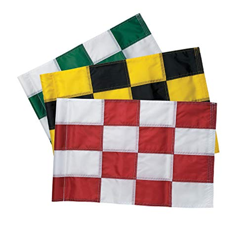 Best Buy! Checkered -Color Flags - DYE Sublimation (Black/White)