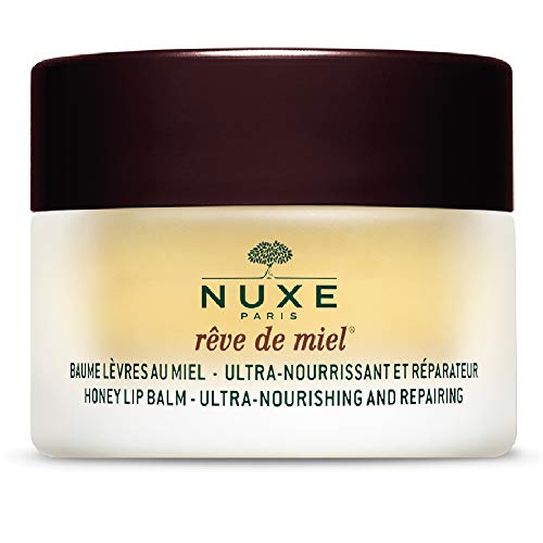 Nuxe Rêve de Miel Honig-Lippenbalsam – ultra-nährend und reparierend (1 x 15 g)