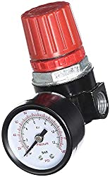 professional AB-9051114 Bostitch, Husky, Hitachi, Craftsman Air Compressor Replacement Pressure Regulator